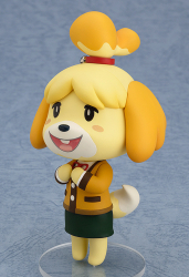Nendoroid Shizue (Version Hiver) - Animal Crossing