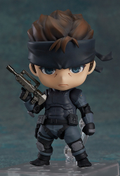 Nendoroid Solid Snake - Metal Gear Solid