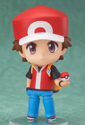 Nendoroid Red - Pokémon