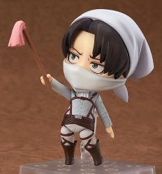 Nendoroid Levi (Version : Ménage) - Shingeki no Kyojin
