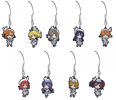 Nendoroid Rubber Strap Love Live! - Love Live! School Idol Project