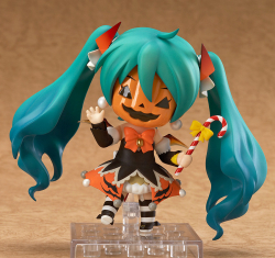 Nendoroid Miku Hatsune (Version Halloween) - Vocaloid