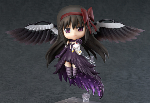 Nendoroid Devil Homura - Puella Magi Madoka Magica : The Movie -Rebellion-