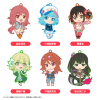 Rubber Straps: The Rolling Girls - Nendoroid Plus