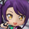 Shion Todo (Version Baby Monster Cyalume) - Nendoroid Co-de