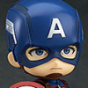 Captain America (Version Héros) - Nendoroid