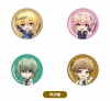 Badges : TSUKIUTA. THE ANIMATION (Junior Class) - Nendoroid Plus
