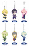 Rubber Straps : TSUKIUTA. THE ANIMATION (version Six Gravity) - Nendoroid Plus