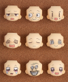 Nendoroid More : Visages alternatifs (Version 2) - Nendoroid More