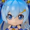 Snow Miku (Version 2017) : Lapin - Nendoroid