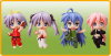Lucky Star Street Fighter IV Cosplay - Nendoroid Petit