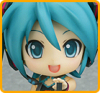 Hatsune Miku (Version Queen Racer) - Nendoroid