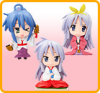 Lucky Star Cosplay Charm Series 2 - Nendoroid Plus