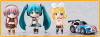 Vocaloid : Racing Queen (Version Blanche) - Nendoroid Petit