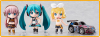 Vocaloid : Racing Queen (Version Noire) - Nendoroid Petit