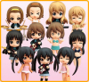 Nendoroid Petit : K-On (set) - Nendoroid Petit