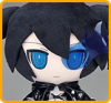 Peluche série 17 : Black Rock Shooter - Nendoroid Plus
