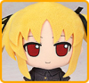 Peluche série 20 : Fate Testarossa (Vêtement de civil) - Nendoroid Plus