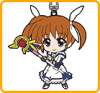 Trading Rubber Strap MGLN Movie 1st : Scene 01 - Nendoroid Plus