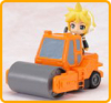 Vocaloid Pull-back Cars - Len Kagamine - Nendoroid Plus