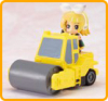 Vocaloid Pull-back Cars - Rin Kagamine - Nendoroid Plus