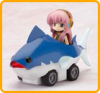 Vocaloid Pull-back Cars - Megurine Luka - Nendoroid Plus