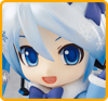 Miku Snow (version Fluffy Coat) - Nendoroid