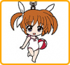 Trading Rubber Strap MGLN Movie 1st : Scene 02 - Nendoroid Plus