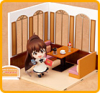 Playset #05: Wagnaria : Restaurant : Set A - Nendoroid Play Set
