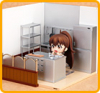 Playset #05: Wagnaria : Cuisine :  Set B - Nendoroid Play Set
