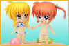 MSLN The Movie 1st (Beach Version) - Nendoroid Petit