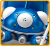 Tachikoma (Version Cheerful Japan) - Nendoroid