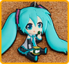 Nendoroid Plus : Rubber Strap - Sakuma Drops (Version Vocaloid) - Nendoroid Plus