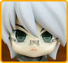 Itoshiki Nozomu (Version Cheveux Blancs)  - Nendoroid