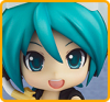 Miku Hatsune (Version été 2013) (Version FamilyMart) - Nendoroid