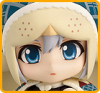 Hunter : Female (Edition Lagombi) - Nendoroid