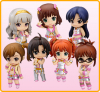 Idolm@ster 2 (Version 2 millions Dreams) (set 1) - Nendoroid Petit