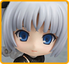 Miss Monochrome (Version Poker Face Black) - Nendoroid