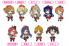 Rubber Straps : Love Live! 01 - Nendoroid Plus