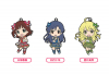 Rubber Straps : iDOLM@STER - Nendoroid Plus
